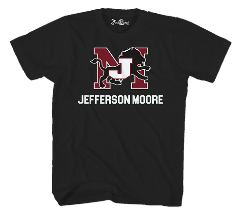 Jeff Moore Black Tee
