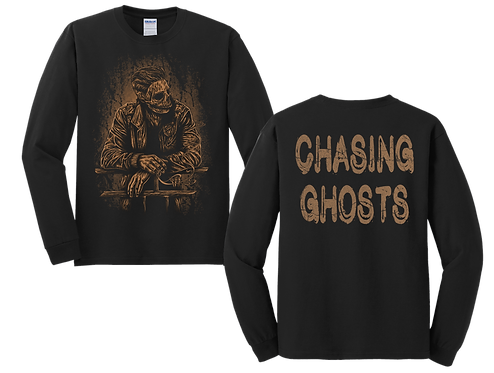 Chasing Ghosts LS Tee