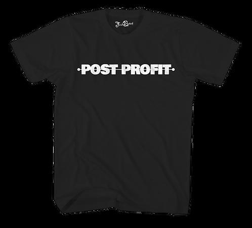 Post Profit Logo Tee