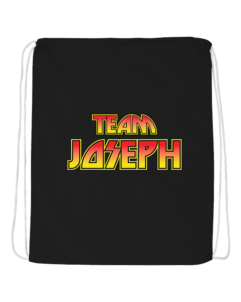 Team Joseph KISS Cinch Backpack