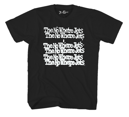 The No Where Jets Cheap Tee