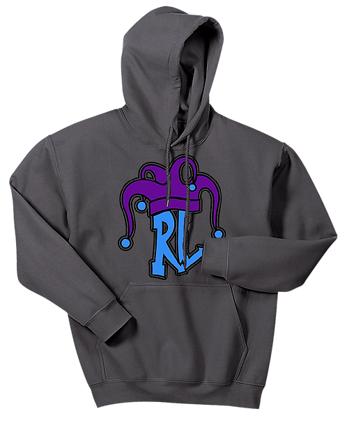 Royal Jester Hoodie Charcoal