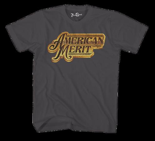 American Merit Distressed Tee