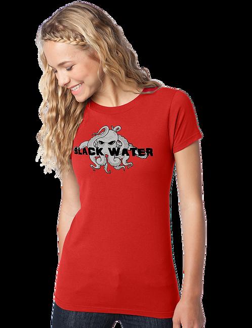 Black Water Girls Octotee