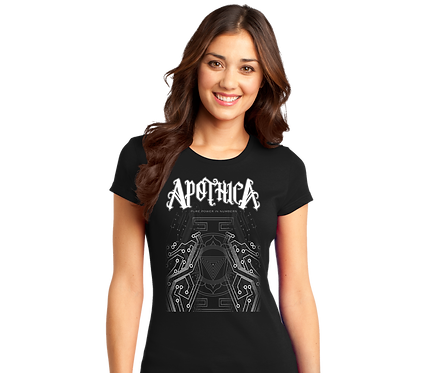 Apothica Circuit Girls Tee