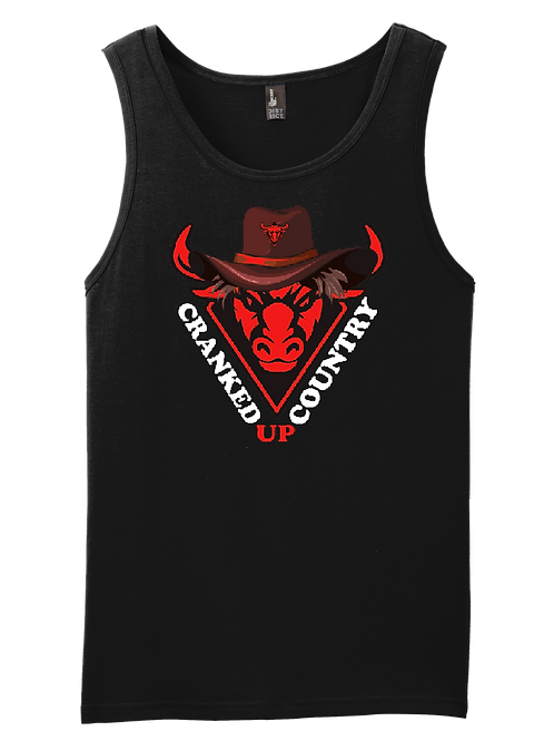 Cranked Up Country Red Bull Guys Tank