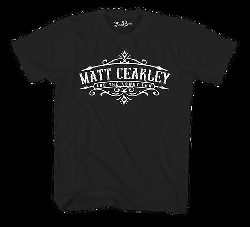 Matt Cearley Black Tee