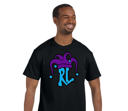 Royal Jester Black SS Tee