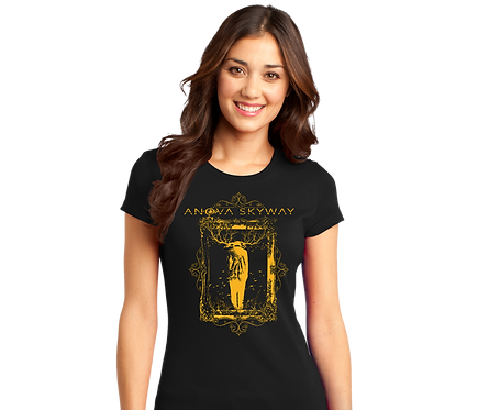 AS Gold Girls Tee