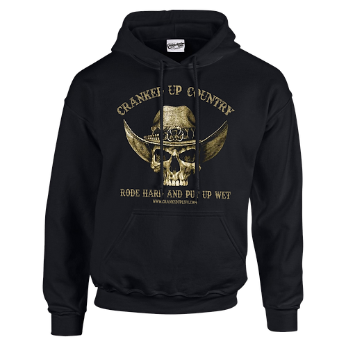 Cranked Up Country Hoodie