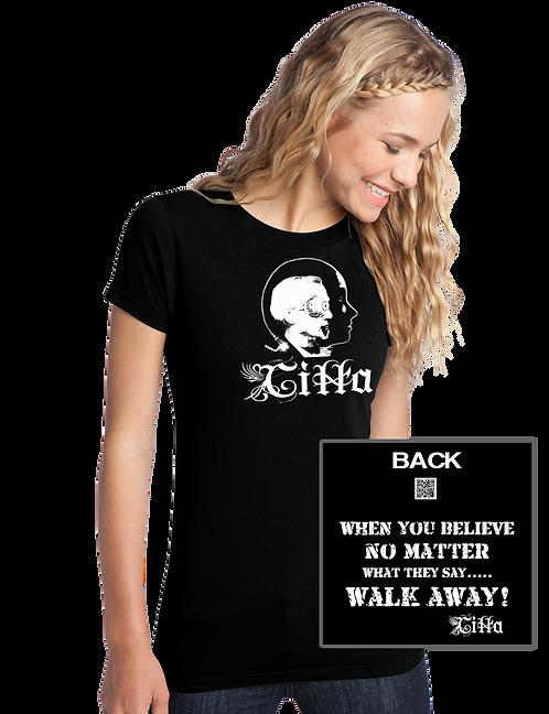 Citta Walk Away Girls Tee