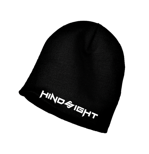 Hindsight Embroidered Beanie