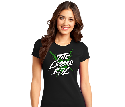 TLE Girls Green Tee