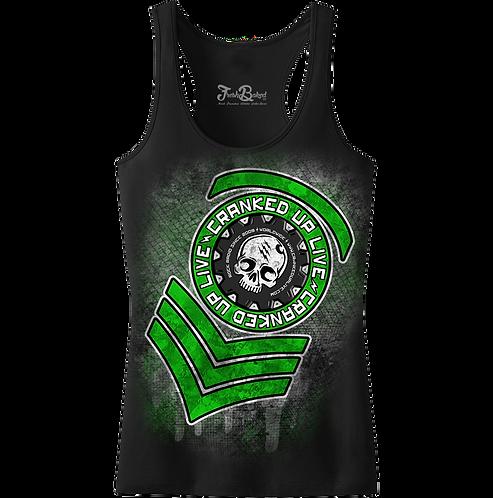 CUL Green Girls Tanks