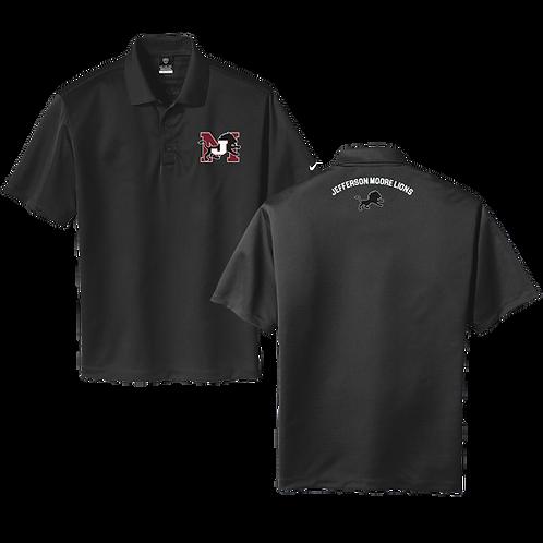 Jeff Moore Nike Tech Dri-FIT Polo Black