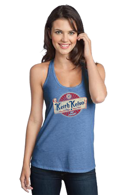 Keith Kelso 90 Proof Girls Tank