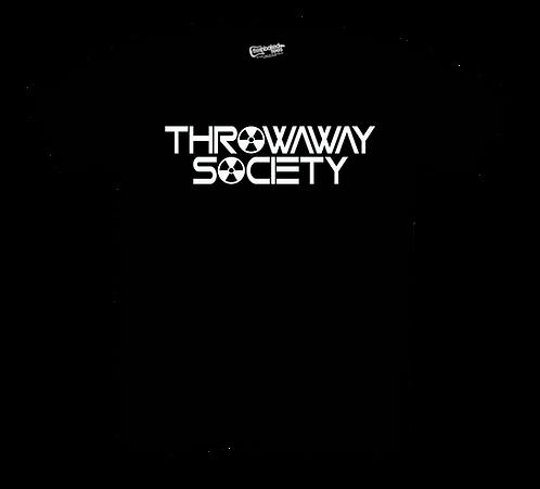 Throwaway Society Logo Tee