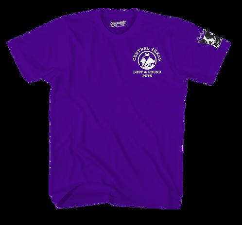 CTLAFP Purple Tee