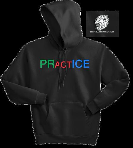 Chris Practice Black Hoodie