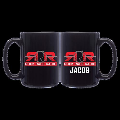 RRR Logo Personalized Coffee Mug