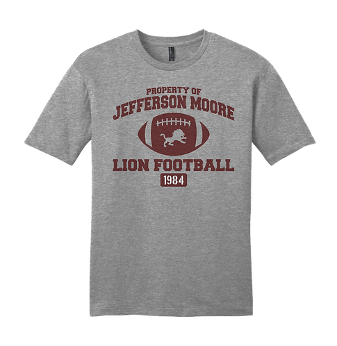 Jeff Moore Property of Football Tee