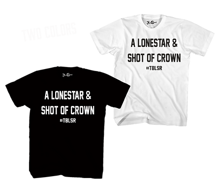 Taylor Branch Lone Star Crown Tee