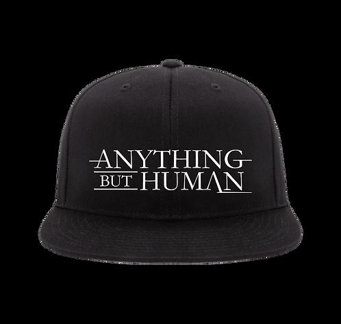 Anything But Human Snap Back Cap