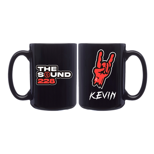 The Sound 228 Personalized Coffee Mug