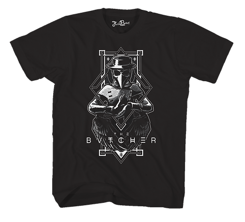 The Bvtcher Tee