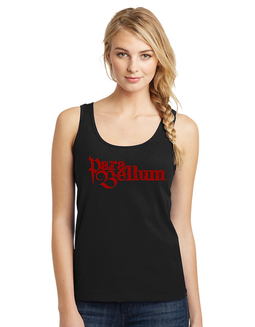 Para Bellum Girls Logo Tank