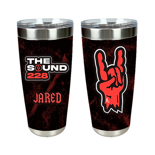 The Sound 228 Personalized Tumbler