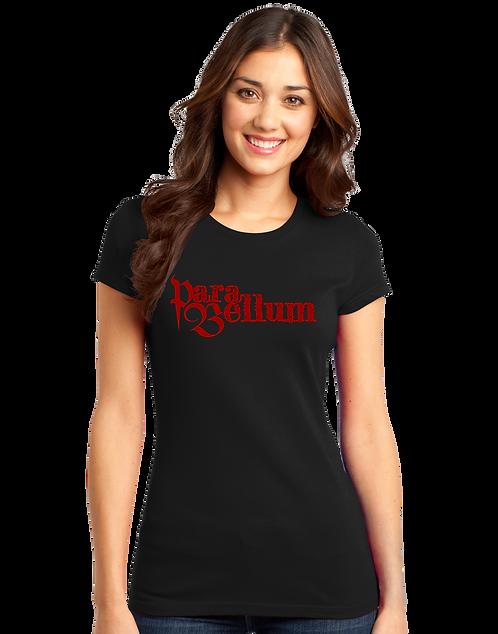 Para Bellum Girls Logo Tee