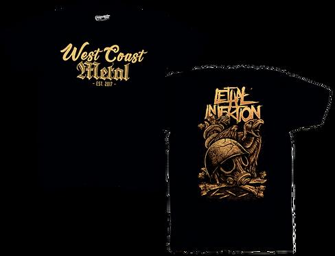 West Coast Metal T-Shirt