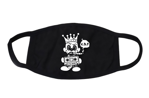 King Baby Jester Mask
