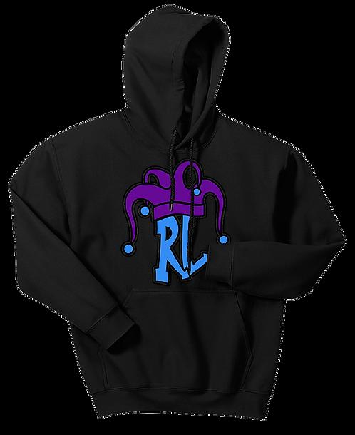 Royal Jester Hoodie Black