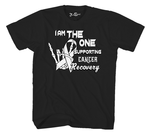I AM THE ONE Horns Up Tee