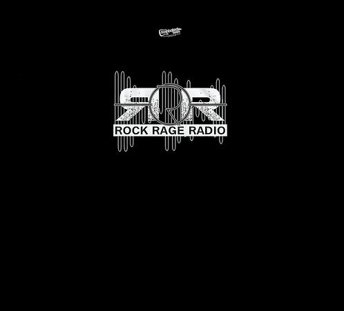 Rock Rage Radio Logo Tee