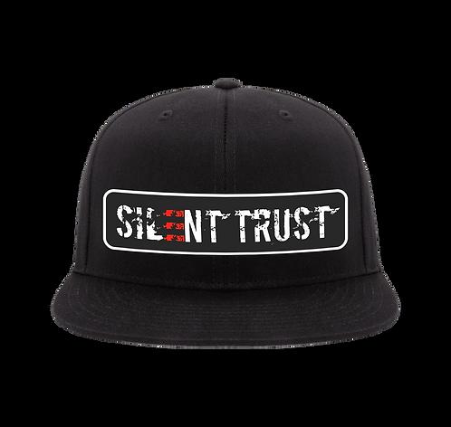 Silent Trust Patch Snap Back Cap