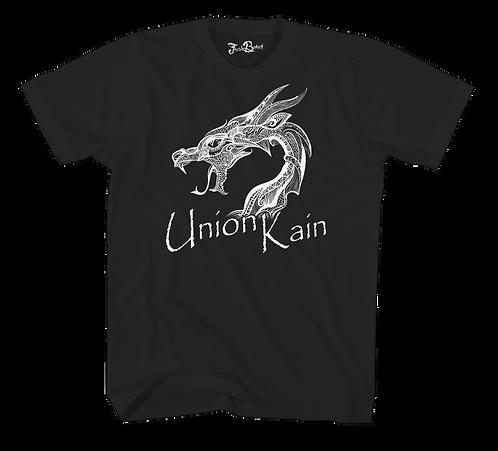 Union Kain White Dragon Tee