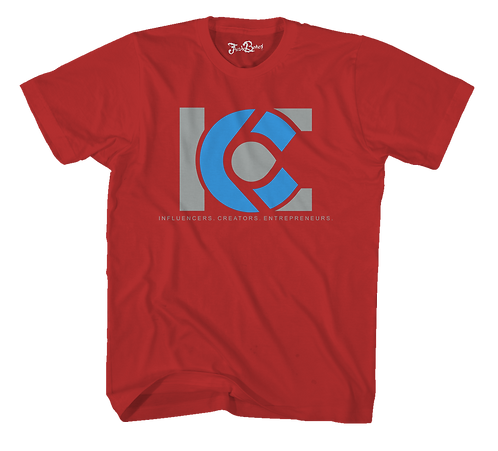 ICE Red Tee