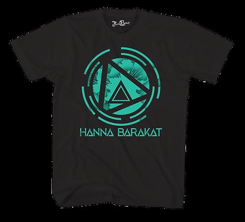 Hanna Barakat Teal Tee