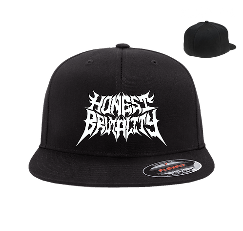 Honest Brutality Death Metal Flex Fit Cap