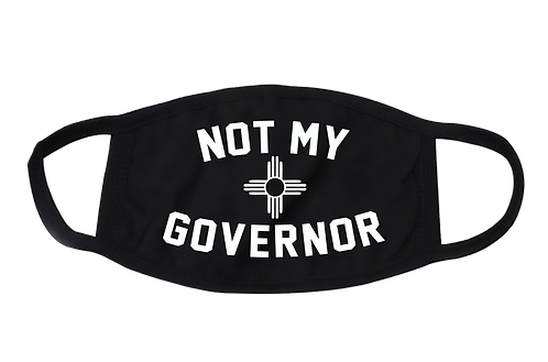 Not My Governor NM Mask