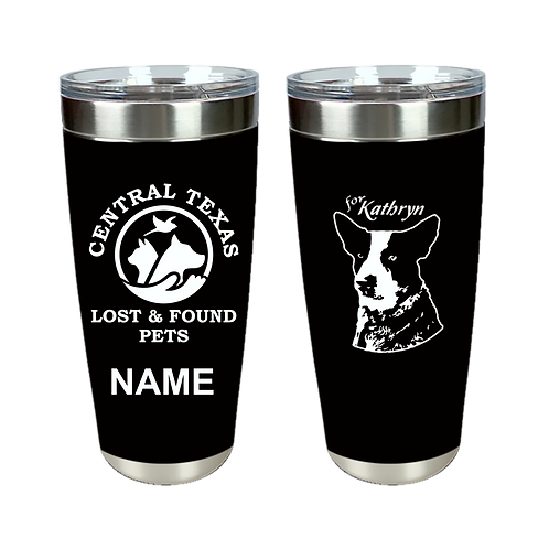 CTLAFP Personalized Tumbler