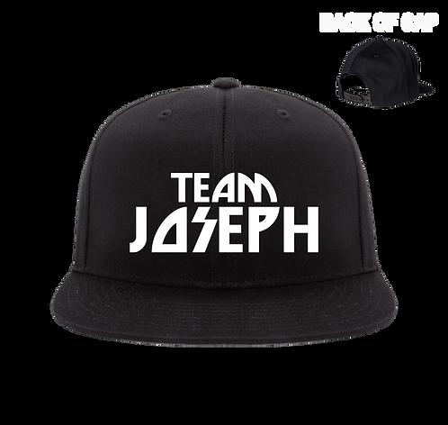 Team Joseph Snap Back Flatbill Embroidered Cap
