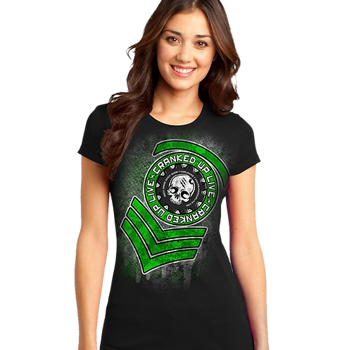 CUL Green Girls Tee