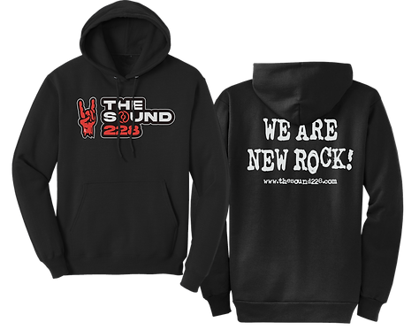 The Sound 228 2-Sided Hoodie