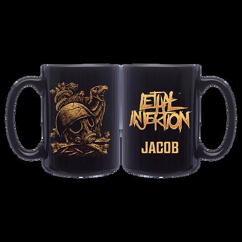 Lethal Injektion Personalized Coffee Mug