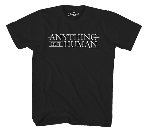 Anything But Human Logo Tee