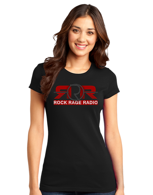 Rock Rage Radio Girls Tee